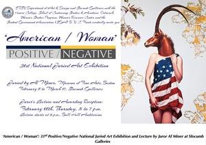 'AMERICAN WOMAN'